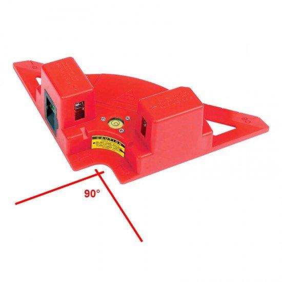 Swiss + Level Laser Square Winkellaser