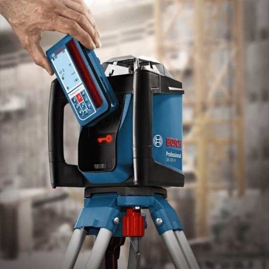 Bosch GRL 500 HV + LR 50 Rotationslaser