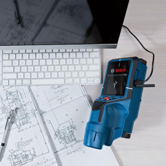 Bosch Wallscanner D-tect 200 C Ortungsgerät