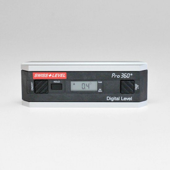 Swiss + Level PRO 360 Digitaler Neigungsmesser