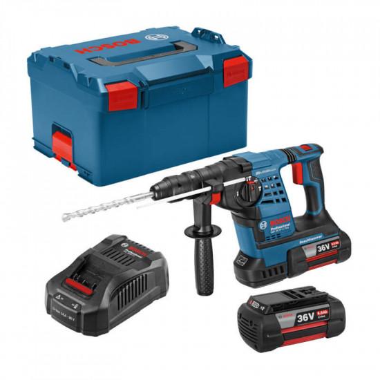 Bosch GBH 36 VF-LI Plus Schlagbohrhammer