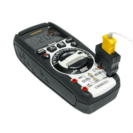 Laserliner MultiMeter XP