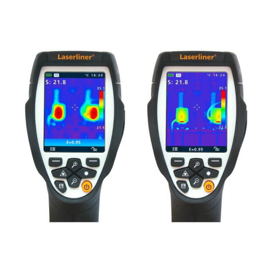 Laserliner ThermoCamera Compact Pro